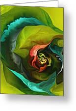 Botanical Fantasy 011512 Greeting Card