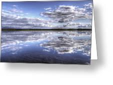 Bottentnen Lake  Greeting Card