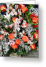 Bouquet Beauty Greeting Card