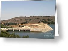 Bradbury Dam Greeting Card