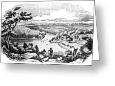 Brandywine Battlefield Greeting Card