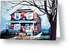 Brant Avenue Home Greeting Card
