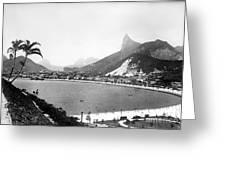 Brazil: Rio De Janeiro Greeting Card