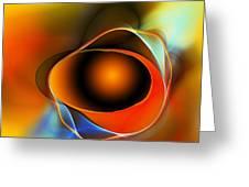 Breakthrough - A Spiritual Awaking Greeting Card