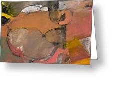 Breastbone Greeting Card by Cliff Spohn