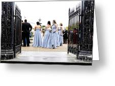 Bridesmaids Greeting Card