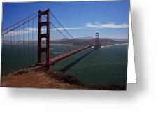 Bridge Of Dreams Greeting Card