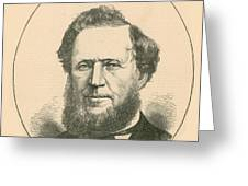 Brigham Young Greeting Card