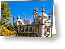 Brighton Royal Pavillion - England Greeting Card
