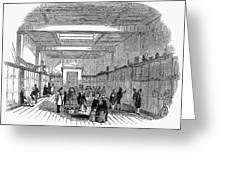 British Museum, 1845 Greeting Card