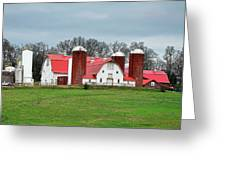 Broadacres Farm Greeting Card