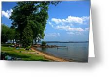 Brockville Beach Dream Greeting Card