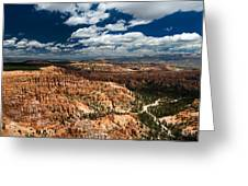 Bryce Canyon Ampitheater Greeting Card