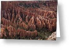 Bryce Canyon At Dusk Greeting Card