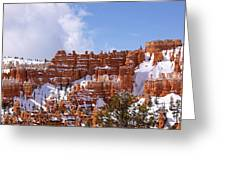 Bryce Canyon Castles Greeting Card