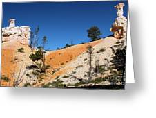 Bryce Canyon Character Greeting Card