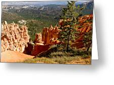 Bryce Entry 05 Greeting Card