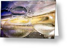 Bubble Fusion Greeting Card