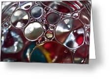 Bubbles IIi Greeting Card