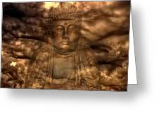 Buddha High Greeting Card