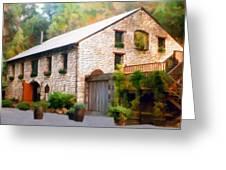 Buenavista Winery Greeting Card