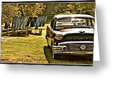 Buick For Sale Greeting Card