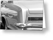 Buick Riviera Greeting Card