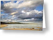 Bulungula South Africa Greeting Card