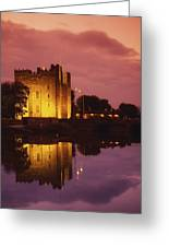 Bunratty, County Clare, Ireland Greeting Card