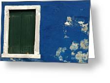 Burano Italy 11 Greeting Card