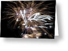 Bursting In Air Two Greeting Card
