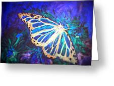 Butterfly Beauty 2 Greeting Card