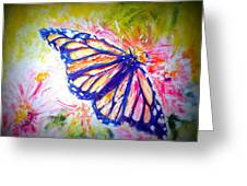 Butterfly Beauty 3 Greeting Card