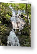 Buttermilk Falls Nj Greeting Card