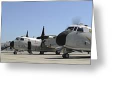 C-2a Greyhound Aircraft Start Greeting Card