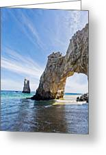 Cabo San Lucas Arch Greeting Card
