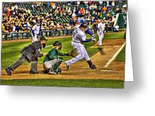 Cabrera Grand Slam Greeting Card