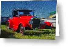 Cadp0650-12 Hdr Greeting Card