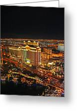 Caesars Palace Greeting Card