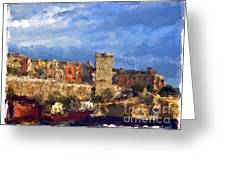 Cagliari - Sardinia Greeting Card