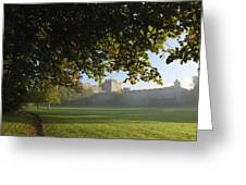 Cahir Castle Cahir, County Tipperary Greeting Card