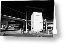 Caledonian Macbrayne Oban Ferry Terminal Scotland Uk Greeting Card