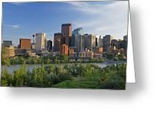 Calgary, Alberta, Canada Greeting Card