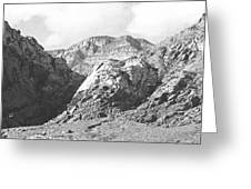 Calico Basin Greeting Card