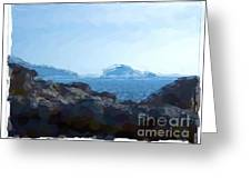 Callanque - France Greeting Card