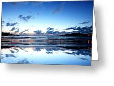 Calm Reflection Greeting Card