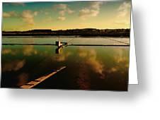 Calm Tides Greeting Card