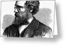 Calvert Vaux (1824-1895) Greeting Card