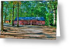 Camp Milton Greeting Card