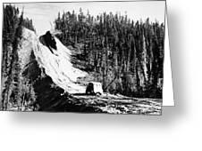 Canada: Alaska Highway Greeting Card